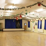 Inside Leeds Hall