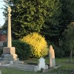 Eye War Memorial