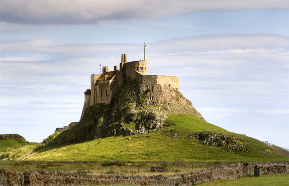 Lindisfarne Island, Northumberland