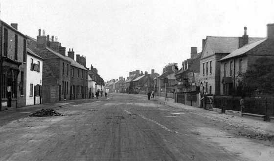 Photo Eye High Street 1916