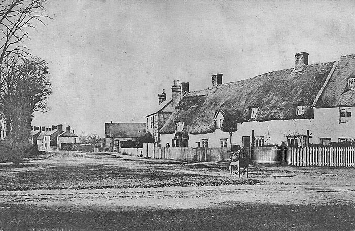 Photo of Dogsthorpe in 1916