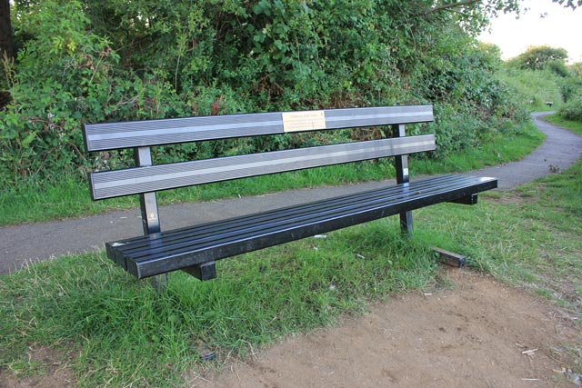 One of the benches